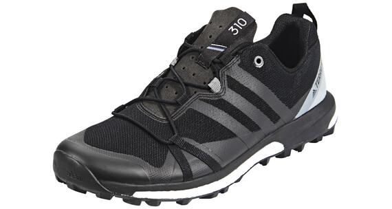 adidas Terrex Agravic Shoes Men core black/core black/vista grey